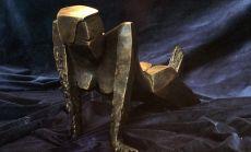Ohne Titel, Bronze, Inka Uzoma