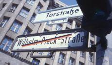 Berlin, Wilhelm-Pieck-Str., 1990